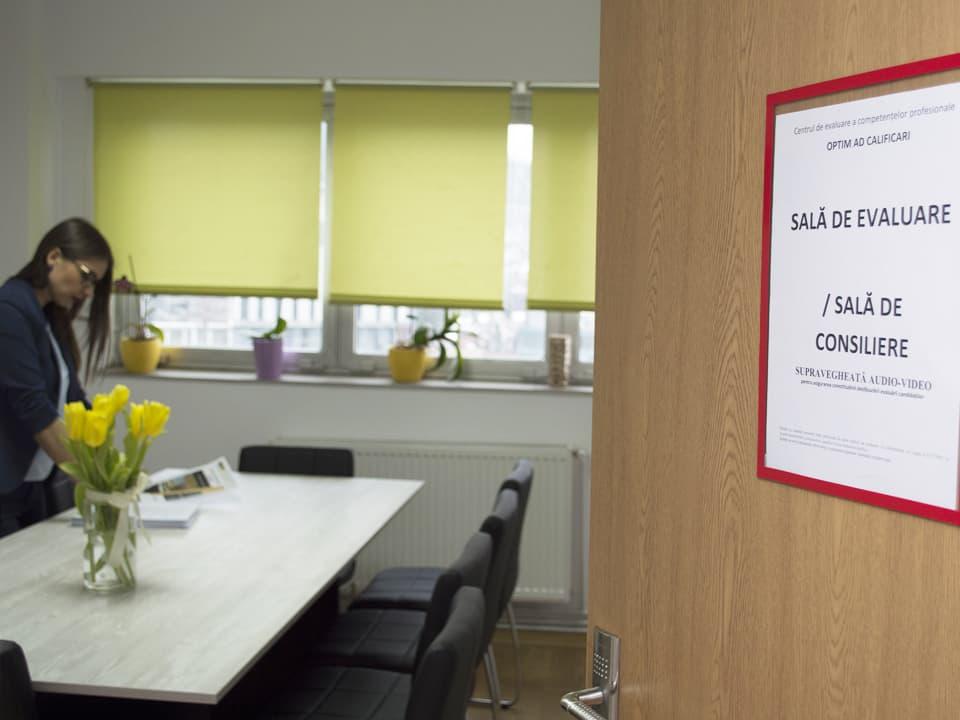 sala evaluare OAD Brasov