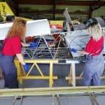 CURS Tinichigiu Structurist de aviatie