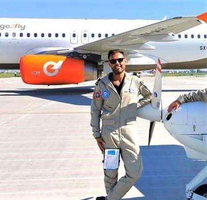 Interviu Matei Valentin Andrei – absolvent program calificare mecanic aviatie