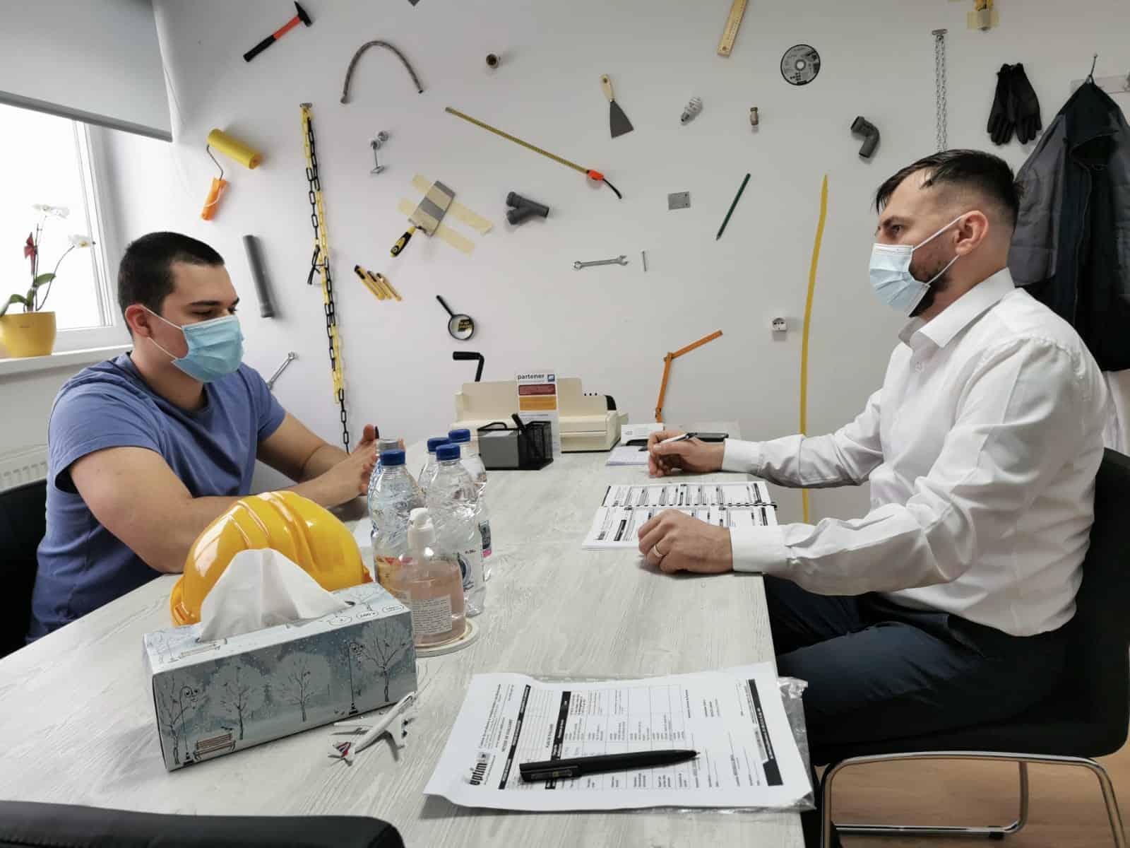 Interviu IONIȚĂ TEODOR ȘTEFAN, inginer aviație și evaluator de competențe profesionale